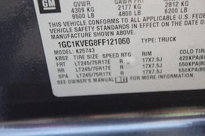 2015 Chevrolet Silverado 2500 Crew Cab 4x4, Pickup #T13609A - photo 26