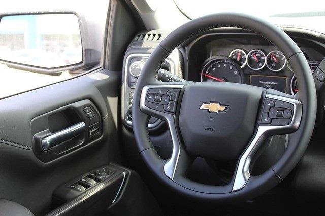 2021 Chevrolet Silverado 1500 Crew Cab 4x4, Pickup #T13621 - photo 8