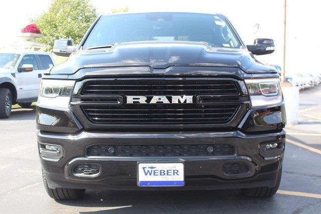 2021 Ram 1500 Crew Cab 4x4,  Pickup #T13625B - photo 11