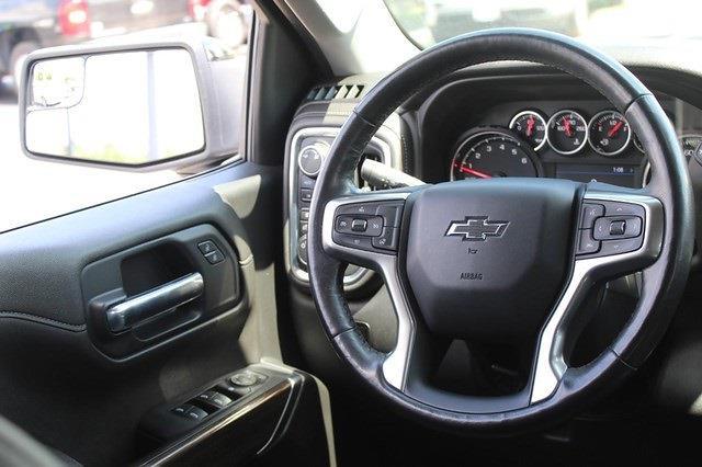 2019 Silverado 1500 Double Cab 4x4,  Pickup #T13634A - photo 20