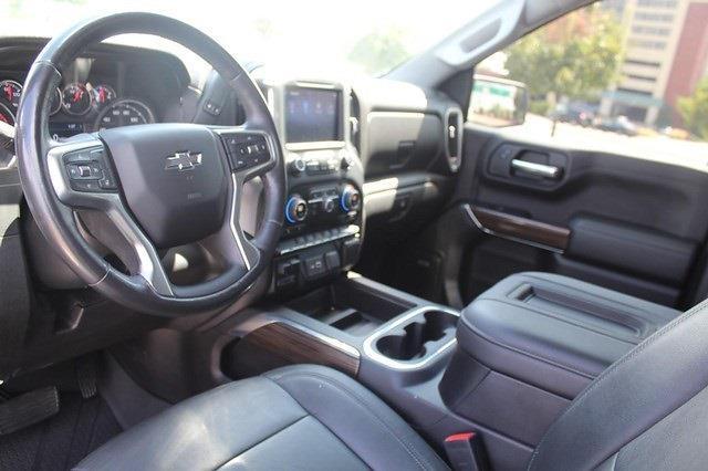 2019 Silverado 1500 Double Cab 4x4,  Pickup #T13634A - photo 27