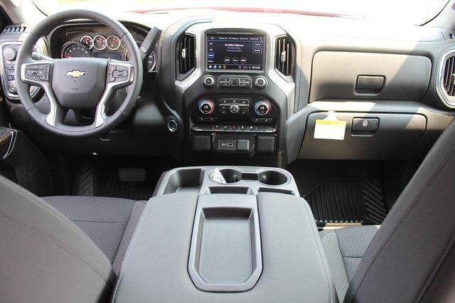 2021 Chevrolet Silverado 1500 Crew Cab 4x4, Pickup #T13646 - photo 8