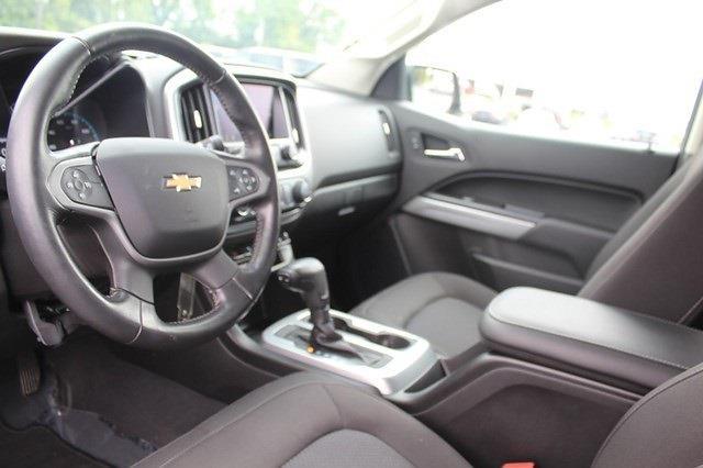 2019 Chevrolet Colorado Crew Cab 4x4, Pickup #T13657A - photo 18