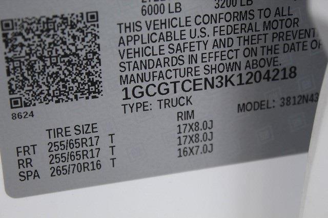 2019 Chevrolet Colorado Crew Cab 4x4, Pickup #T13657A - photo 27
