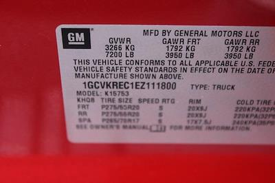 2014 Chevrolet Silverado 1500 Double Cab 4x4, Pickup #WT13360A - photo 14