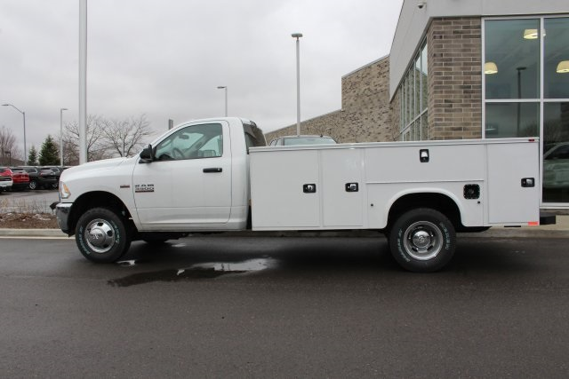 2018 Ram 3500 Regular Cab DRW 4x4,  Knapheide Service Body #182765 - photo 4
