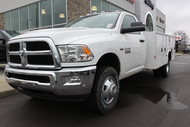 2018 Ram 3500 Regular Cab DRW 4x4,  Knapheide Service Body #182765 - photo 10
