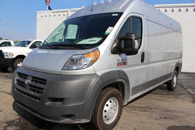 2018 ProMaster 2500 High Roof FWD,  Empty Cargo Van #183381 - photo 10