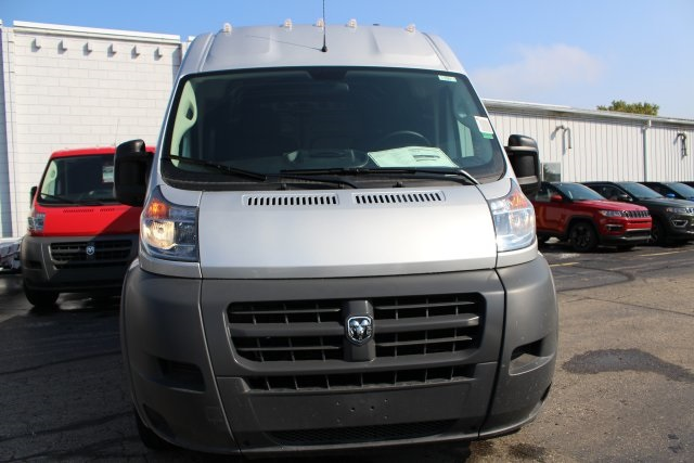 2018 ProMaster 2500 High Roof FWD,  Empty Cargo Van #183381 - photo 9