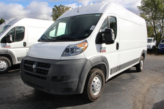 2018 ProMaster 2500 High Roof FWD,  Empty Cargo Van #183409 - photo 11