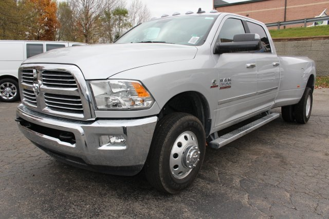 2018 Ram 3500 Crew Cab DRW 4x4,  Pickup #183455 - photo 4
