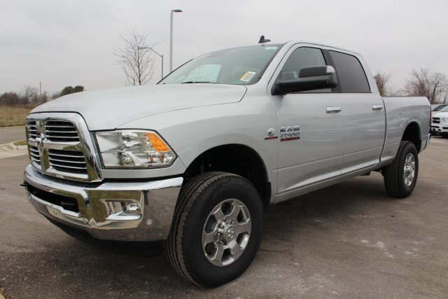 2018 Ram 2500 Crew Cab 4x4,  Pickup #183482 - photo 4