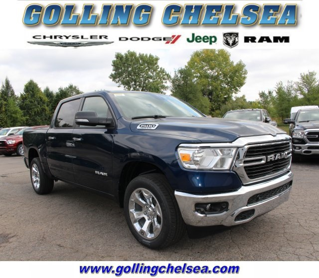 2019 Ram 1500 Crew Cab 4x4,  Pickup #193345 - photo 1