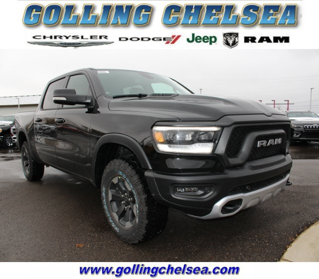 2019 Ram 1500 Crew Cab 4x4,  Pickup #T193467 - photo 1