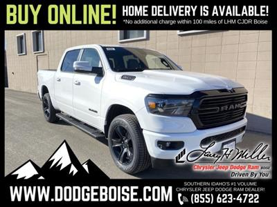 2020 Ram 1500 Crew Cab 4x4, Pickup #R240832 - photo 1