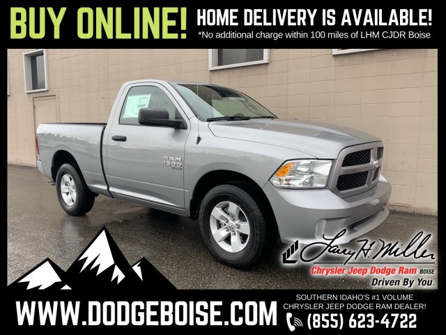 2019 Ram 1500 Regular Cab 4x2, Pickup #R659879 - photo 1