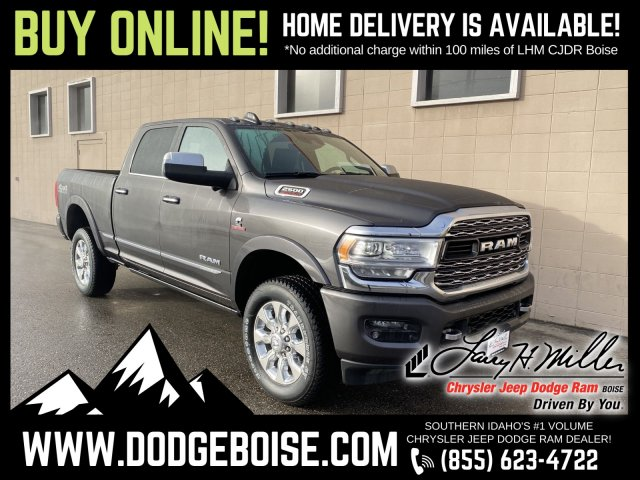 2019 Ram 2500 Crew Cab 4x4, Pickup #R715038 - photo 1