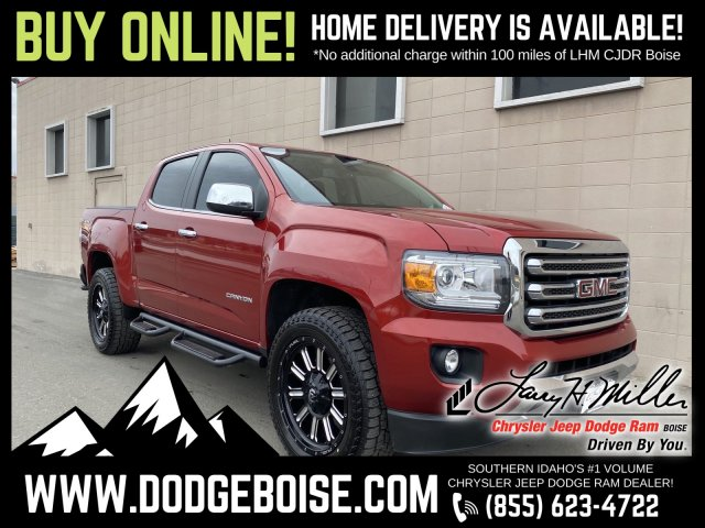 2016 Canyon Crew Cab 4x4, Pickup #46007Q - photo 1