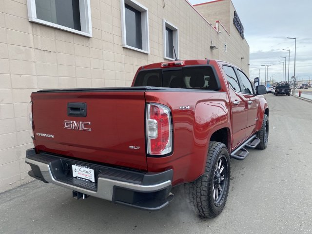 2016 Canyon Crew Cab 4x4, Pickup #46007Q - photo 3