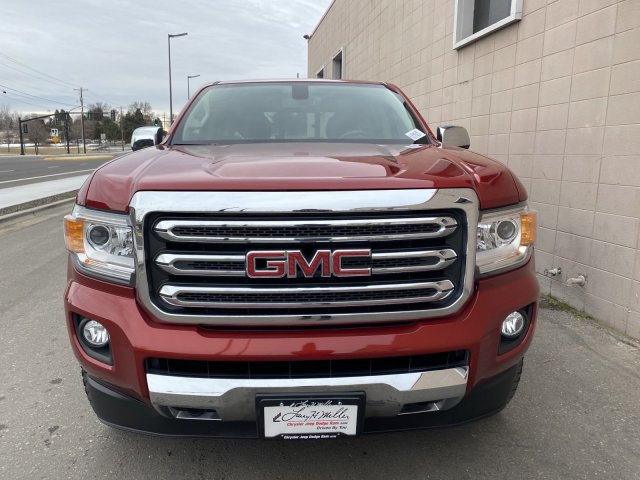 2016 Canyon Crew Cab 4x4, Pickup #46007Q - photo 9