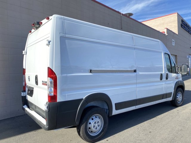 2020 ProMaster 2500 High Roof FWD, Empty Cargo Van #R104125 - photo 1