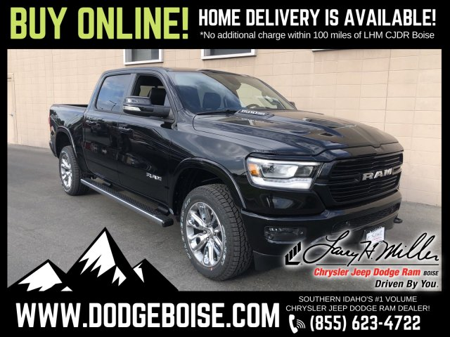 2020 Ram 1500 Crew Cab 4x4, Pickup #R104346 - photo 1