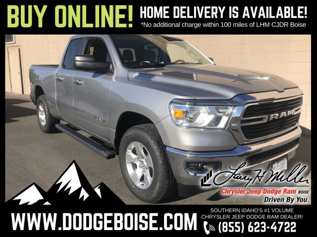 2020 Ram 1500 Quad Cab 4x4,  Pickup #R108328 - photo 1