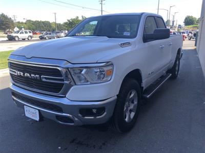 2020 Ram 1500 Quad Cab 4x4, Pickup #R108495 - photo 7