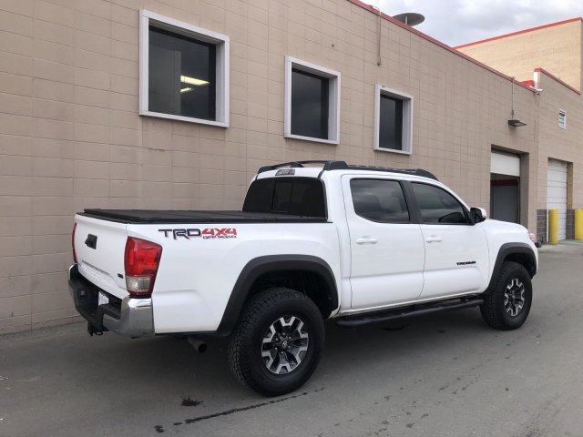 2017 Tacoma Double Cab 4x4,  Pickup #R116430B - photo 1
