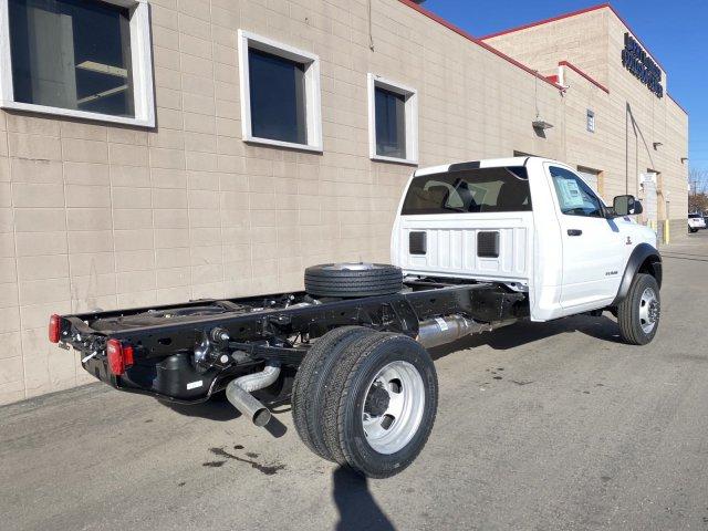 2020 Ram 5500 Regular Cab DRW 4x4, Cab Chassis #R119800 - photo 2