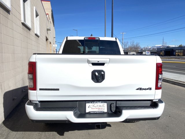 2020 Ram 1500 Crew Cab 4x4, Pickup #R240832 - photo 4
