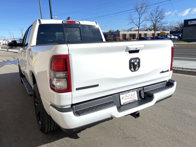 2020 Ram 1500 Crew Cab 4x4, Pickup #R240832 - photo 5