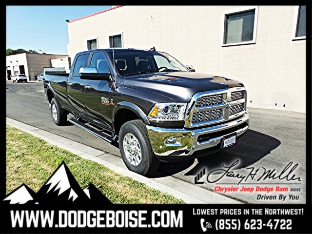 2018 Ram 2500 Crew Cab 4x4,  Pickup #R297992 - photo 1