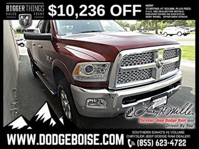 2018 Ram 2500 Mega Cab 4x4,  Pickup #R323478 - photo 1