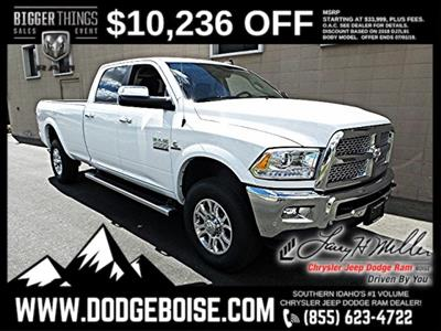 2018 Ram 2500 Crew Cab 4x4,  Pickup #R333220 - photo 1