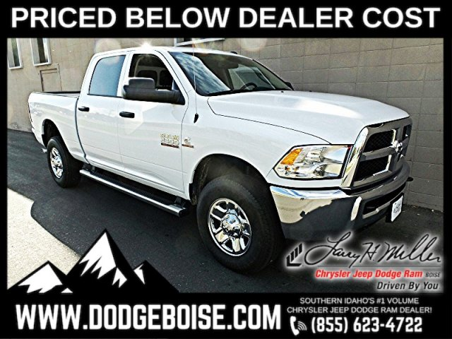 2018 Ram 2500 Crew Cab 4x4,  Pickup #R333929 - photo 1