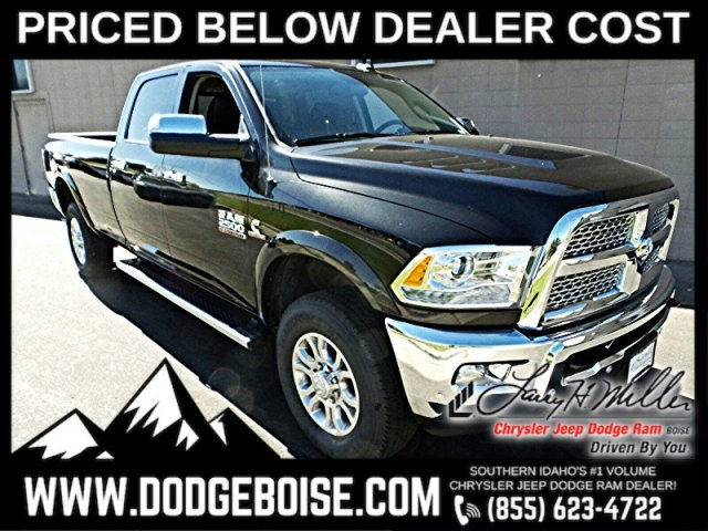2018 Ram 2500 Crew Cab 4x4,  Pickup #R337310 - photo 1