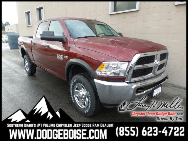 2018 Ram 2500 Crew Cab 4x4,  Pickup #R341055 - photo 1