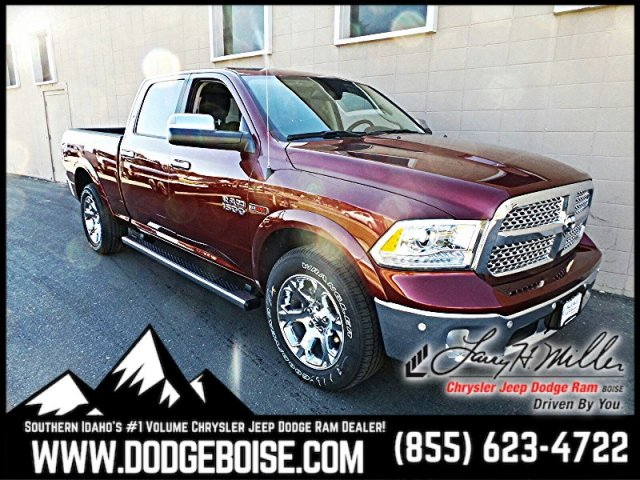 2018 Ram 1500 Crew Cab 4x4,  Pickup #R354191 - photo 1