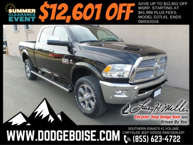 2018 Ram 2500 Crew Cab 4x4,  Pickup #R358320 - photo 1