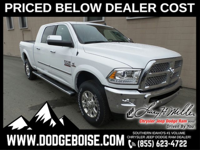 2018 Ram 3500 Mega Cab 4x4,  Pickup #R393588 - photo 1
