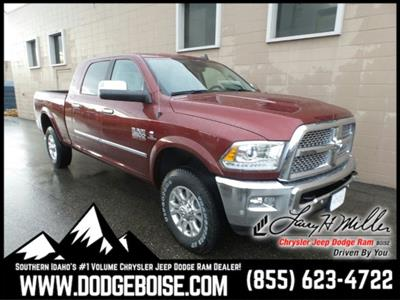 2018 Ram 3500 Mega Cab 4x4,  Pickup #R393590 - photo 1