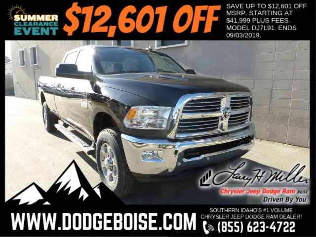2018 Ram 2500 Crew Cab 4x4,  Pickup #R400338 - photo 1