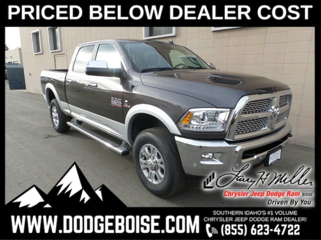 2018 Ram 2500 Crew Cab 4x4,  Pickup #R400388 - photo 1