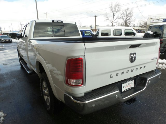 2018 Ram 3500 Crew Cab 4x4,  Pickup #R401562 - photo 4