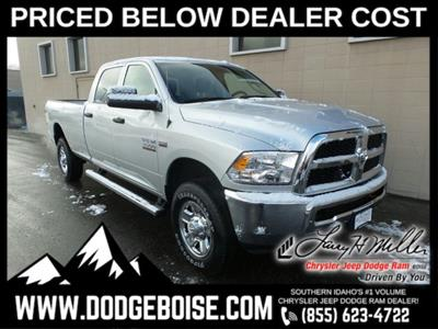 2018 Ram 2500 Crew Cab 4x4,  Pickup #R404353 - photo 1