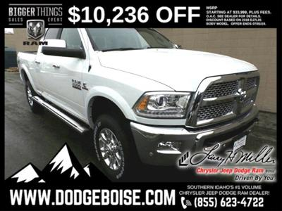 2018 Ram 2500 Crew Cab 4x4,  Pickup #R405605 - photo 1