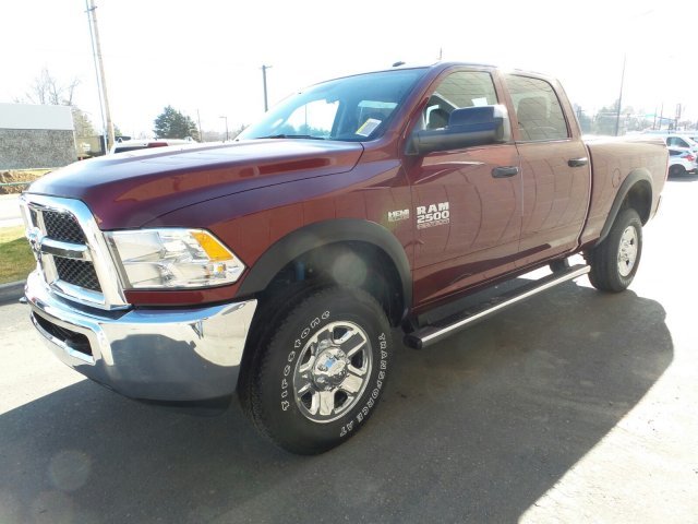 2018 Ram 2500 Crew Cab 4x4,  Pickup #R415047 - photo 6