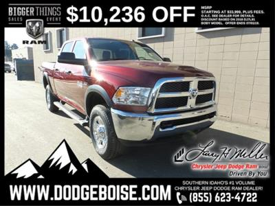 2018 Ram 2500 Crew Cab 4x4,  Pickup #R415047 - photo 1