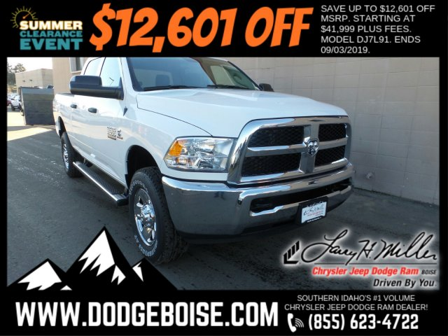 2018 Ram 2500 Crew Cab 4x4,  Pickup #R416750 - photo 1